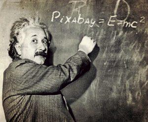 アインシュタイン -  1173990_640