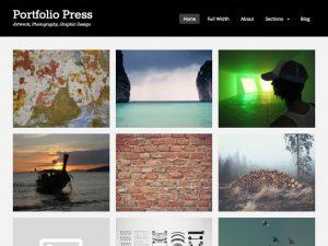 portfolio-press-theme-1
