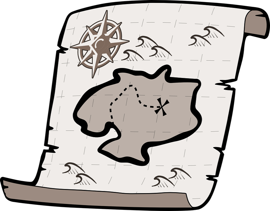 Treasure map 153425 960 720