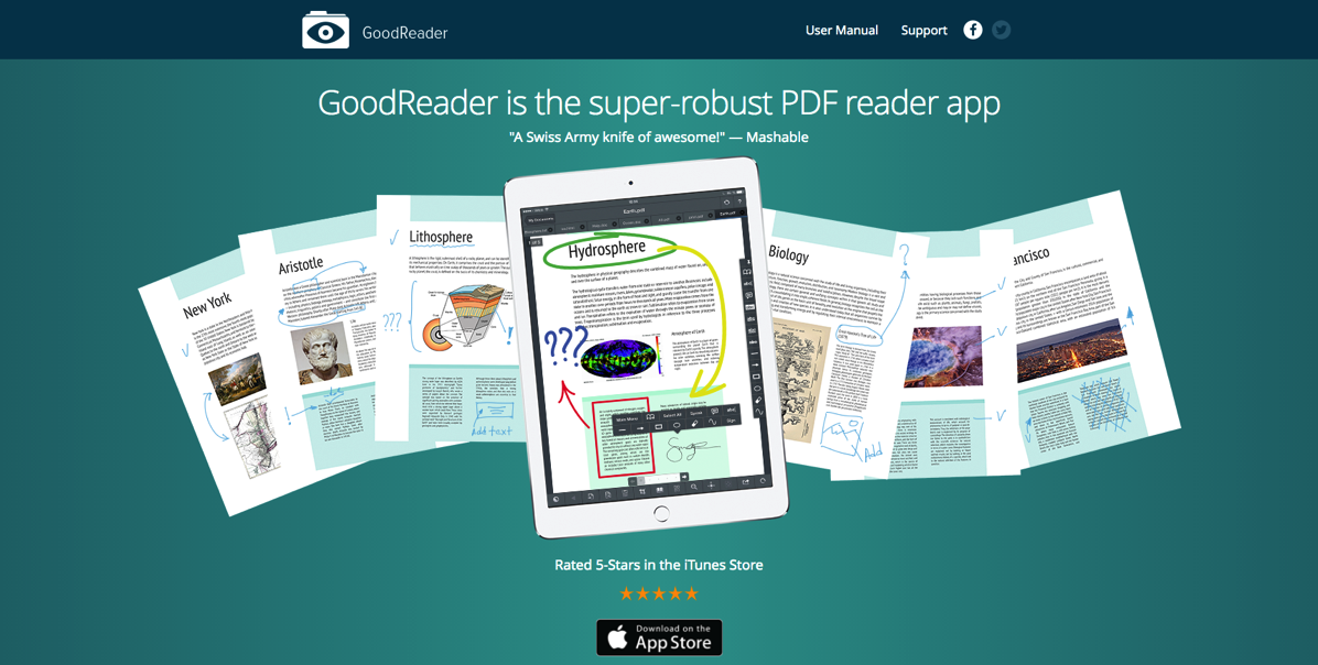 FireShot Capture 027  GoodReader  https www goodreader com