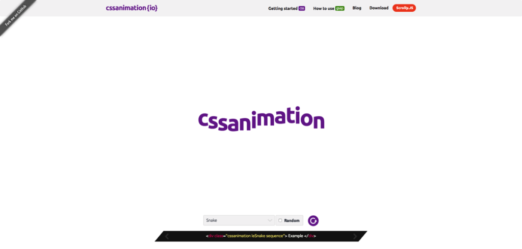 FireShot Capture 60  CSS Animation Library for Developers and Ninjas    https cssanimation io